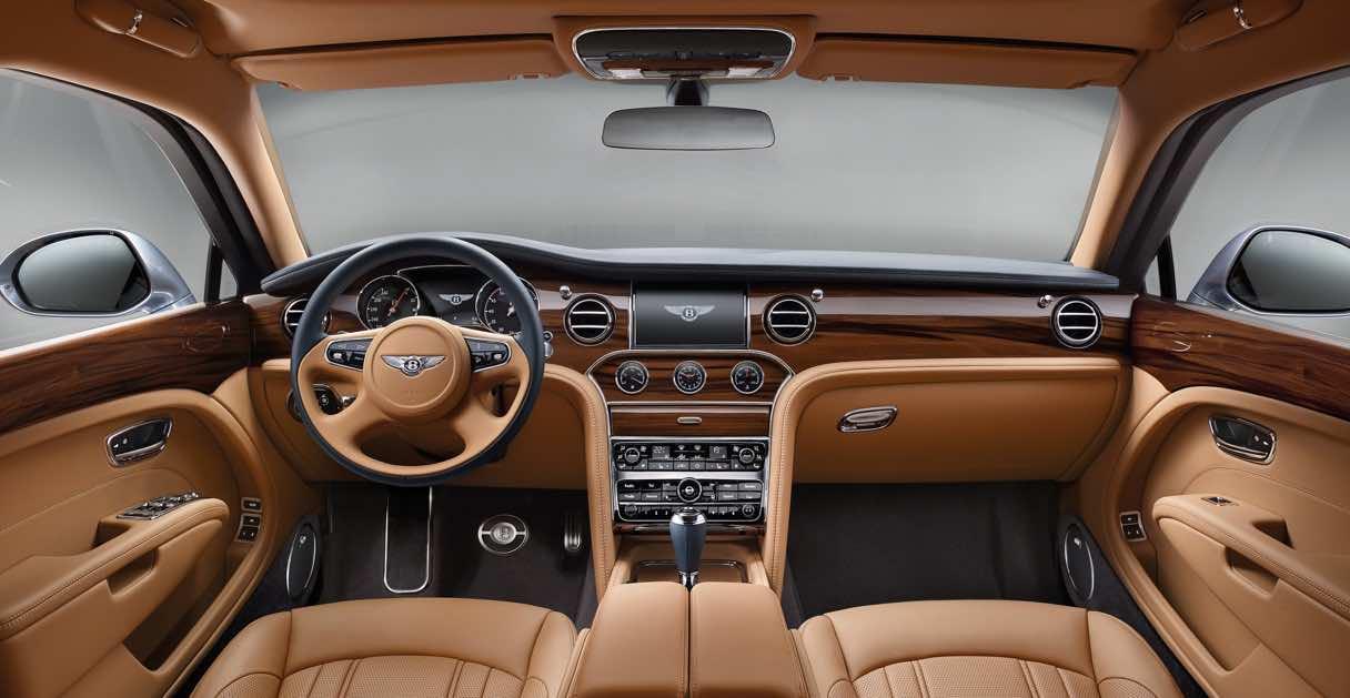 Bentley Mulsanne 2017 4