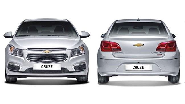 Chevrolet Cruze 2016 2