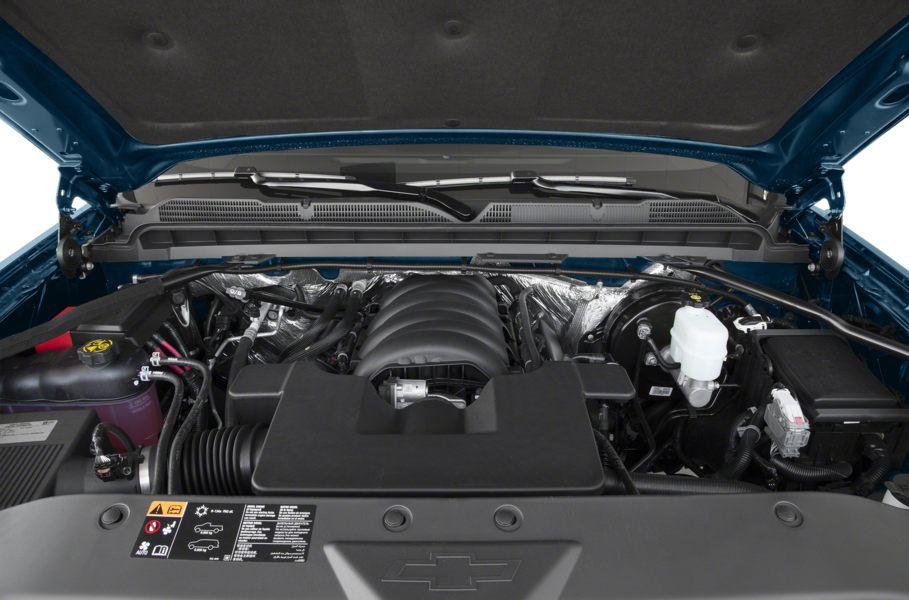Chevrolet Silverado 1500 2017 13