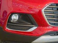 Đánh giá xe Chevrolet Trax 2017: Đèn sương mù