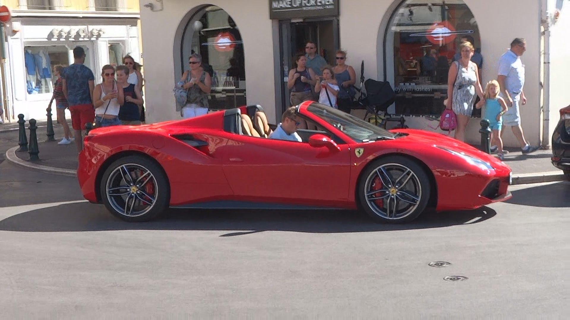 Ferrari 488 Spider 14