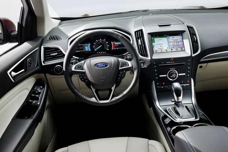 Ford Edge 2017 4