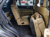 Đánh giá xe Ford Explorer 2017: Ghế ngồi có khả năng gập lại để tăng không gian chứa đồ 1