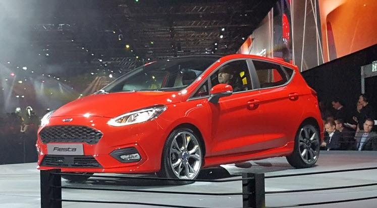 Ford Fiesta 2017 8