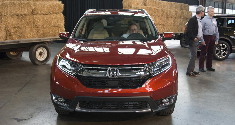 Honda CR-V 2017 1.1