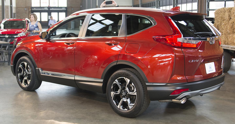 Honda CR-V 2017 1