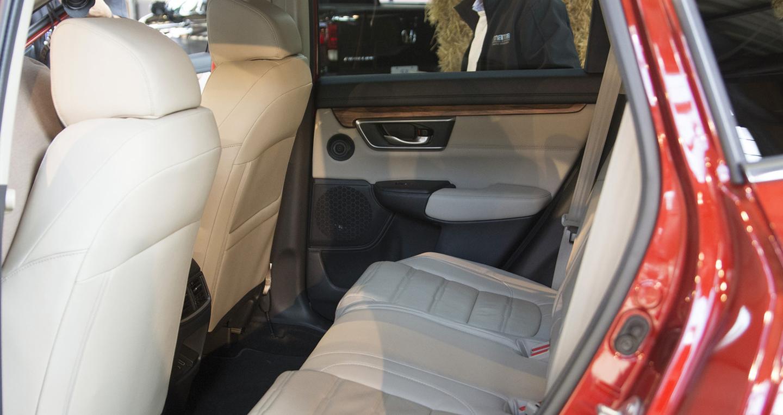 Honda CR-V 2017 2.2