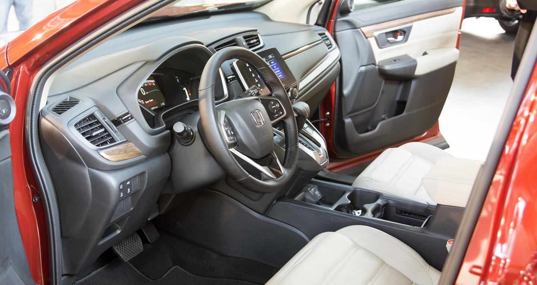Honda CR-V 2017 2