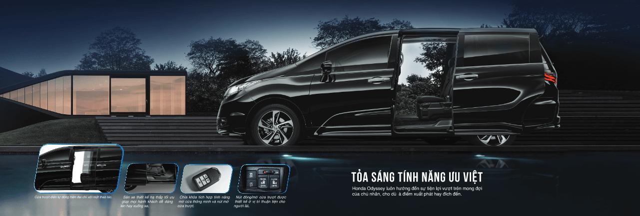 Đánh giá Honda Odyssey 2017 4
