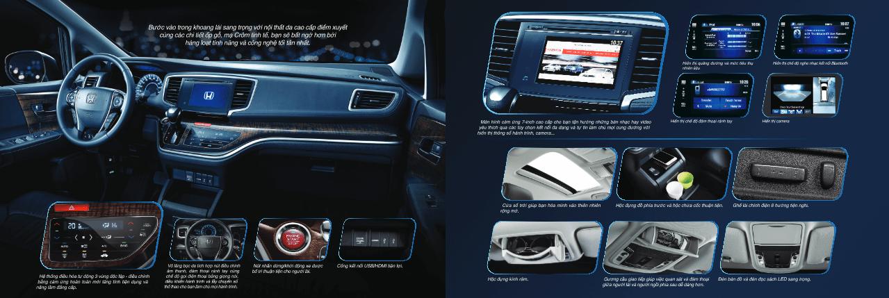 Đánh giá Honda Odyssey 2017 6