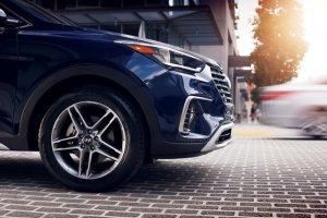 Hyundai SantaFe 2017 1.1