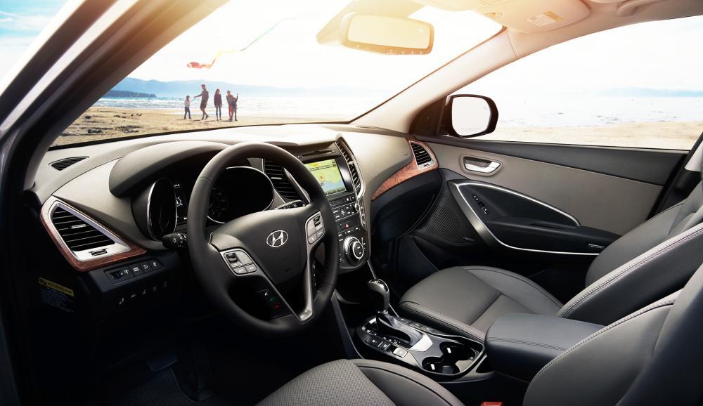 Hyundai SantaFe 2017 6