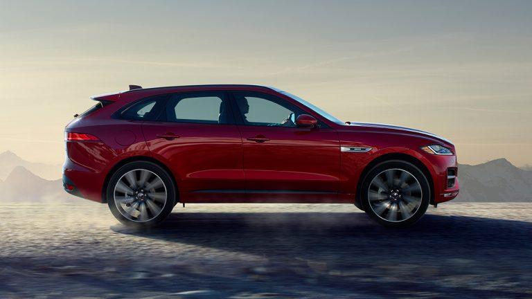 Jaguar F-Pace 2017 3