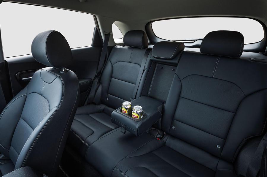 Kia Niro hybrid 2017 4.1