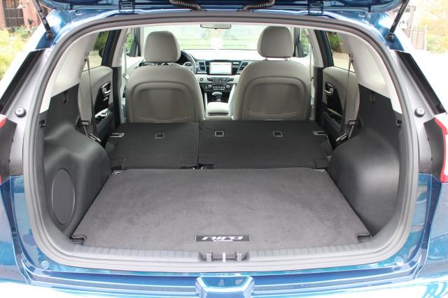 Kia Niro hybrid 2017 4.2