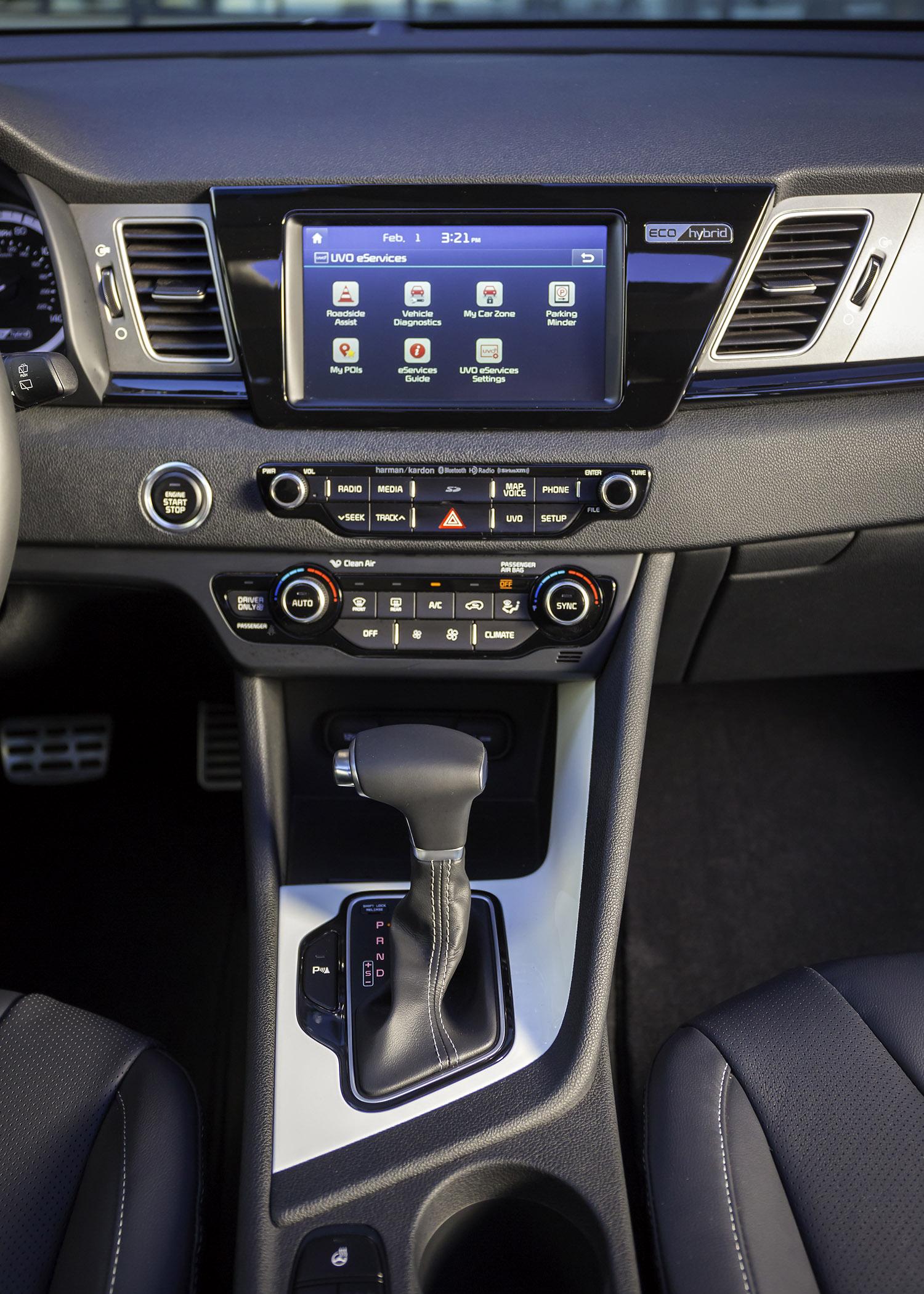 Kia Niro hybrid 2017 5.1