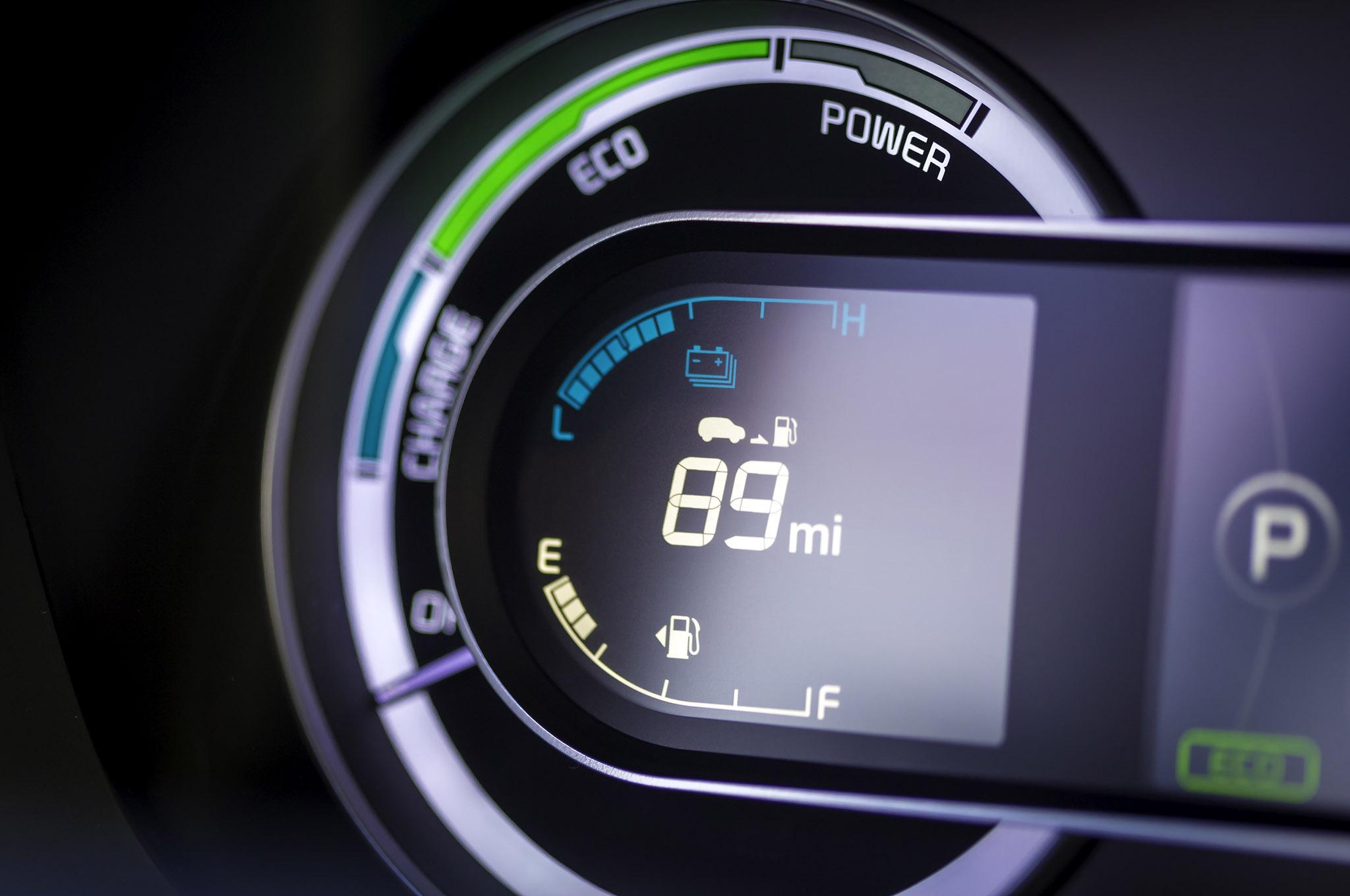Kia Niro hybrid 2017 5.2