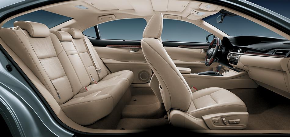 Lexus ES 350 2017 3