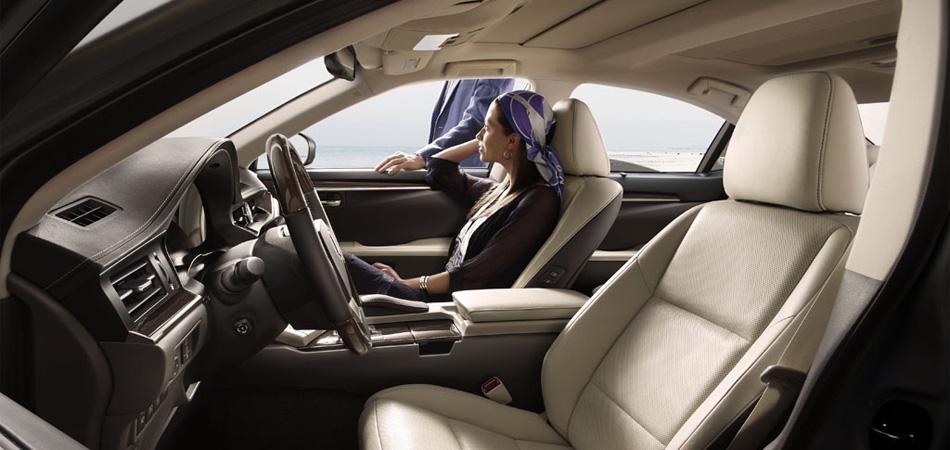 Lexus ES 350 2017 4