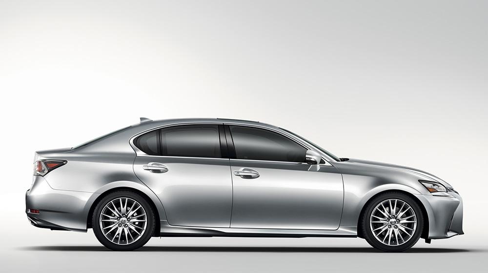 Lexus GS350 2016 1