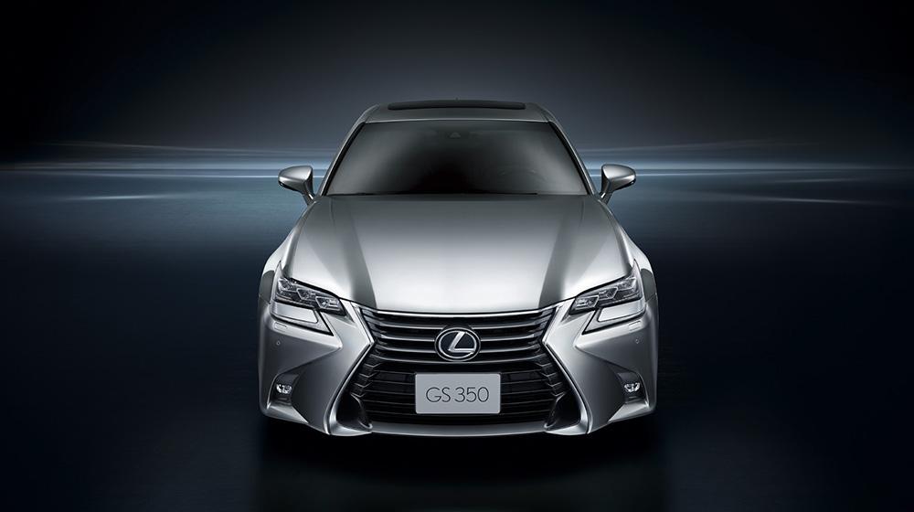 Lexus GS350 2016 1.1