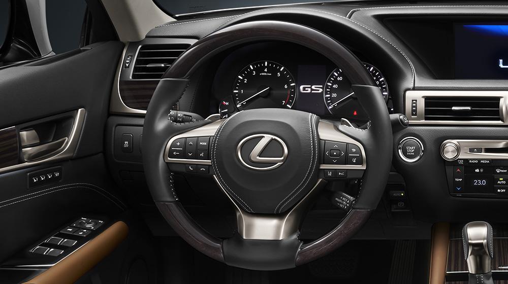 Lexus GS350 2016 3