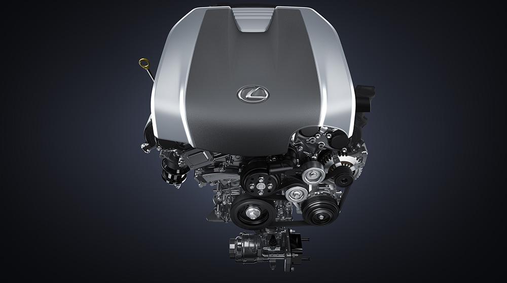 Lexus GS350 2016 5