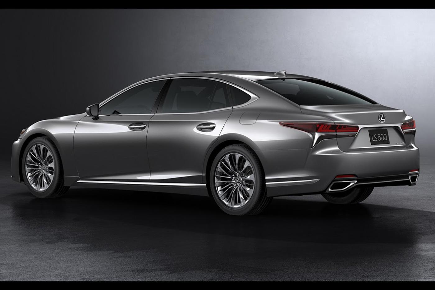 Lexus LS 2018 1.2