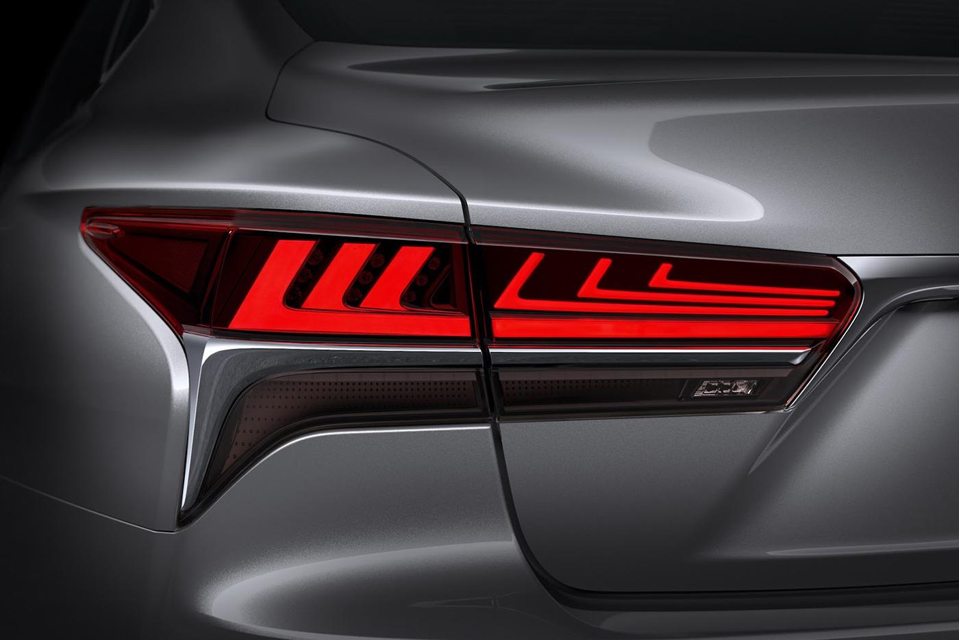 Lexus LS 2018 2.2