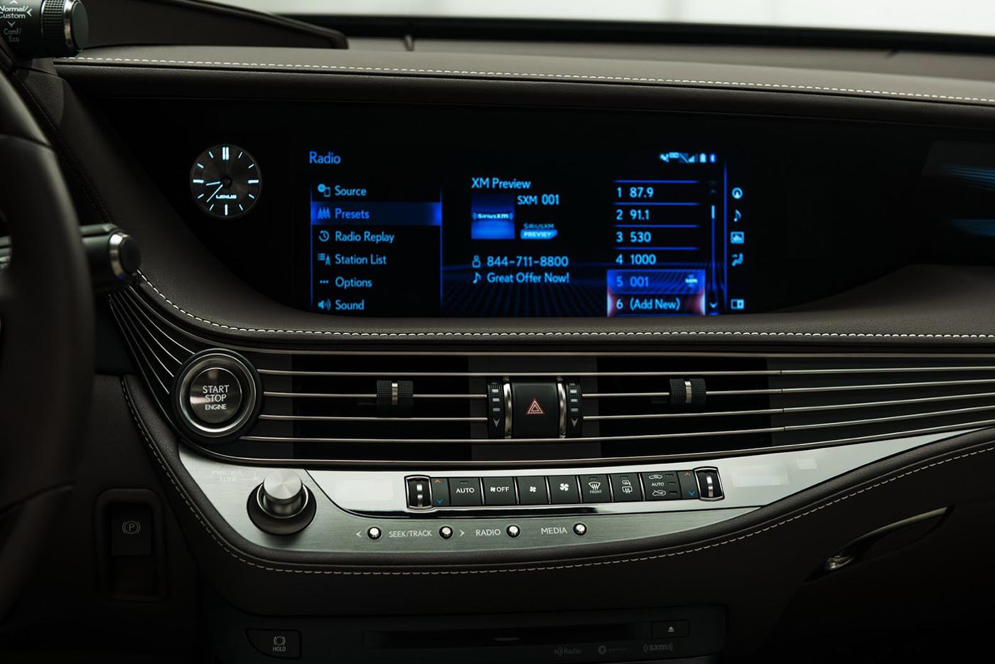 Lexus LS 2018 4.1