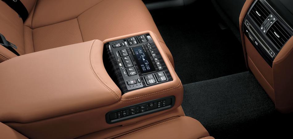 Lexus LS 460L 2017 4