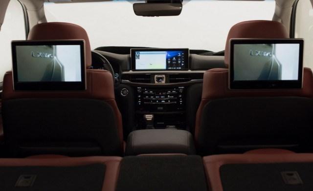 Lexus LX570 2018 1