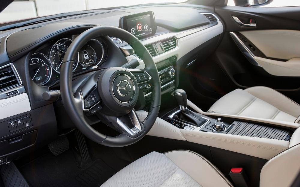 Mazda 6 2017 4