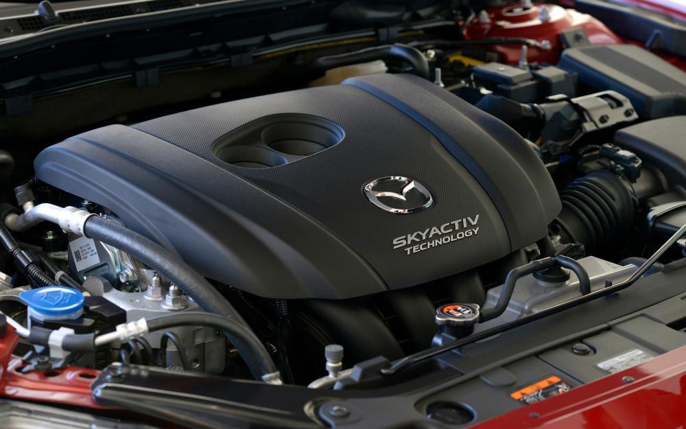 Mazda 6 2017 6