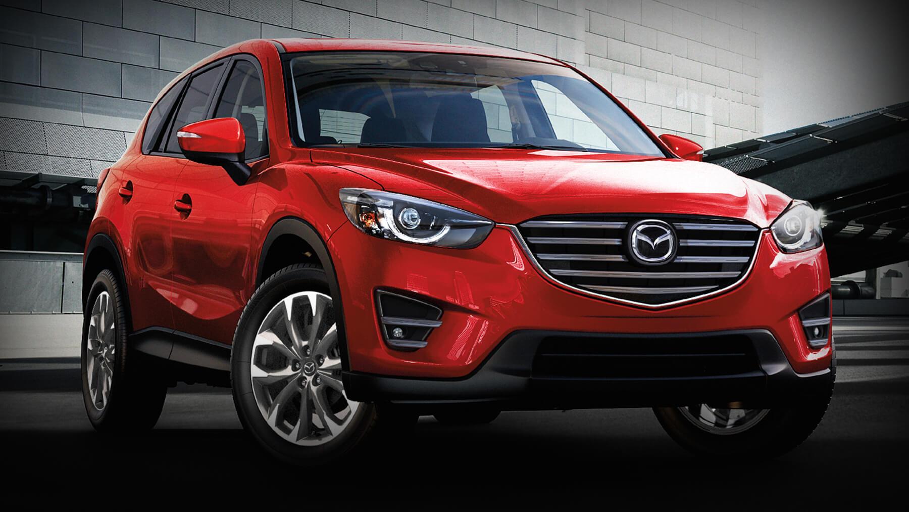 Mazda CX-5 2016 1
