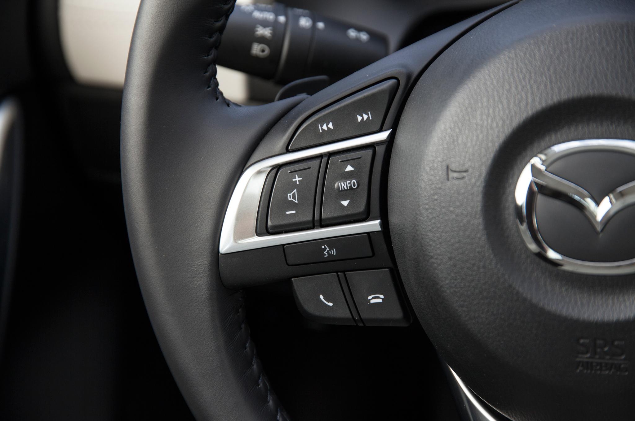 Mazda CX-5 2016 4.2