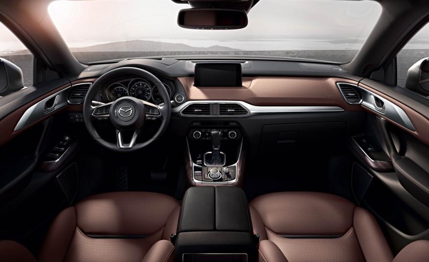 Mazda CX-9 2016 4