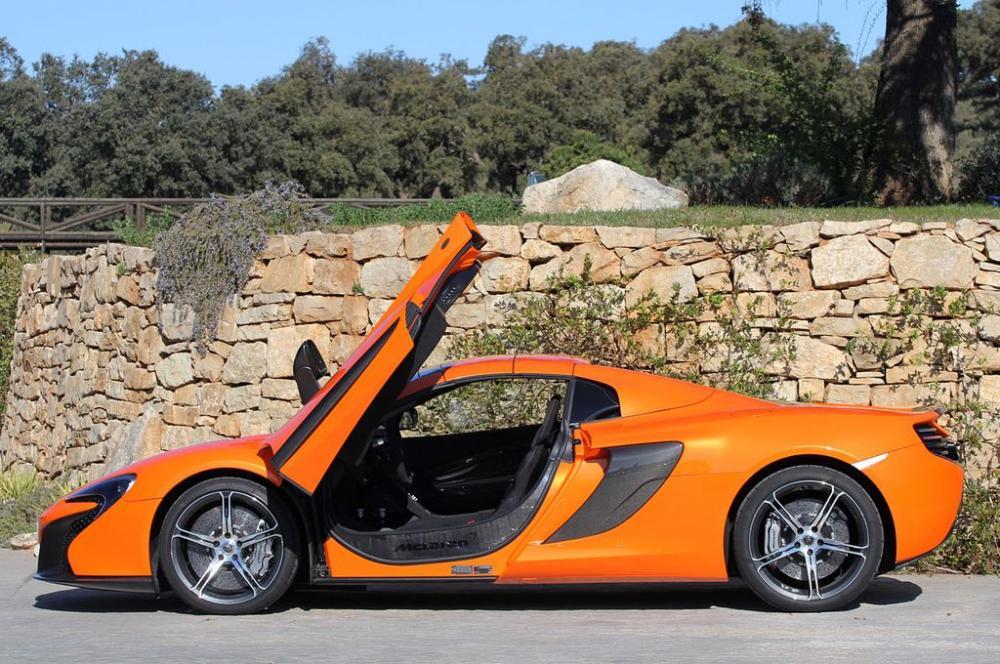 McLaren 650S Spider 2.1
