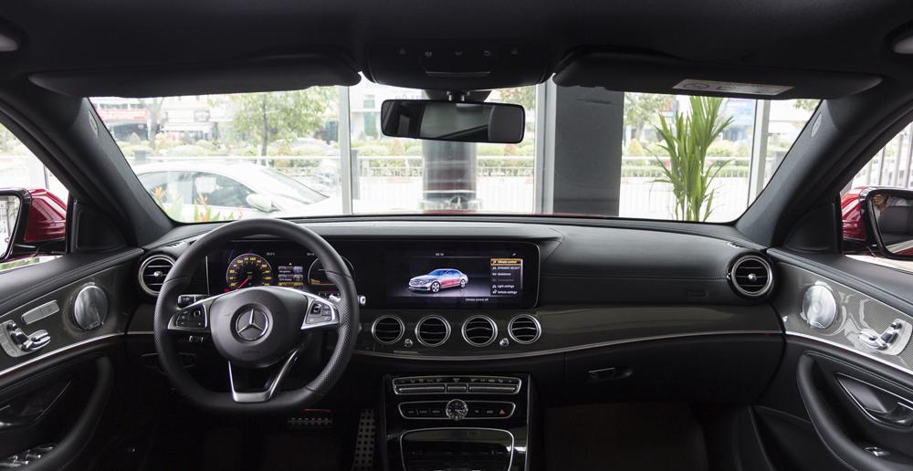 Mercedes-Benz E-Class 2017 4.2