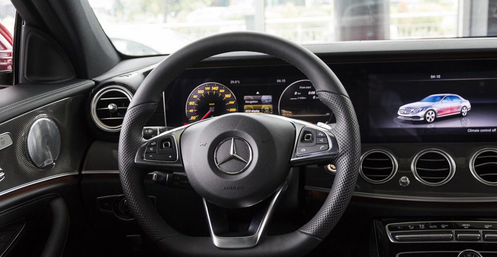 Mercedes-Benz E-Class 2017 5