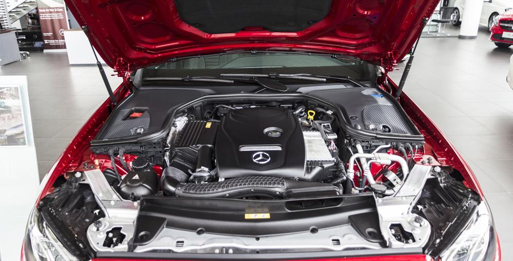 Mercedes-Benz E-Class 2017 6