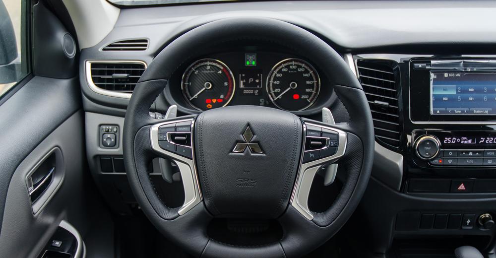 Mitsubishi Triton 2017 7