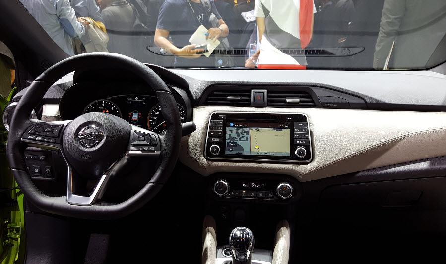Nissan Micra 2017 4