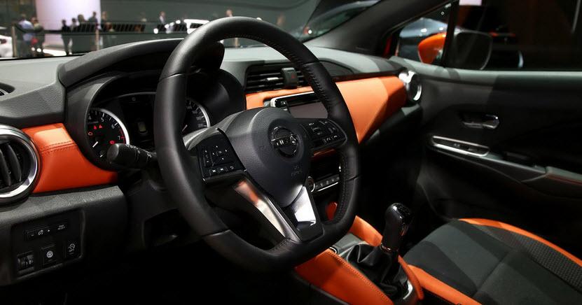 Nissan Micra 2017 5