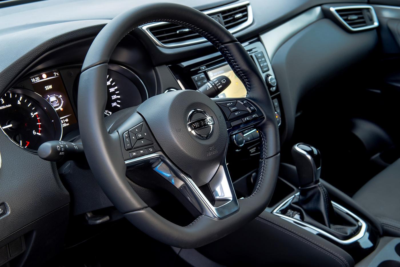 Nissan Qashqai 2017 4