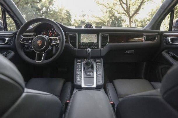 Porsche Macan 2017 4