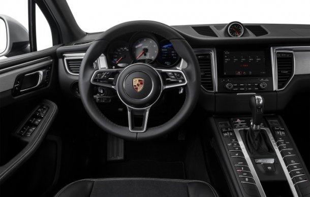 Porsche Macan 2017 5