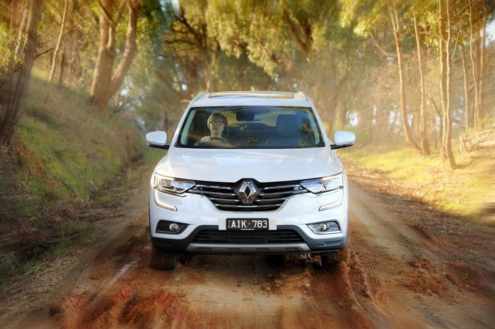 Renault Koleos 2017 1