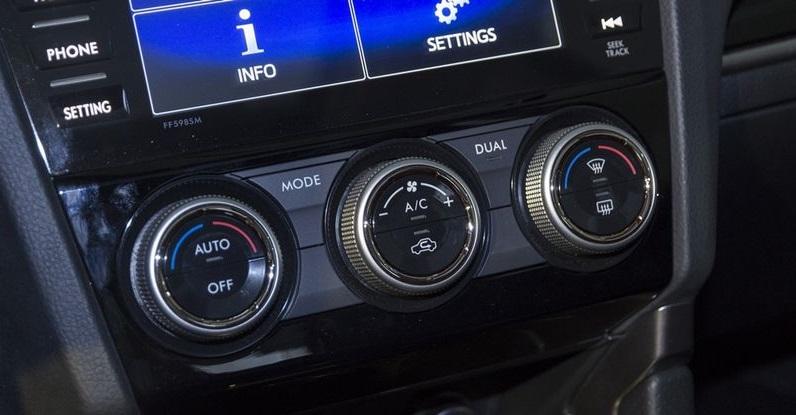 Subaru Forester 2017 11