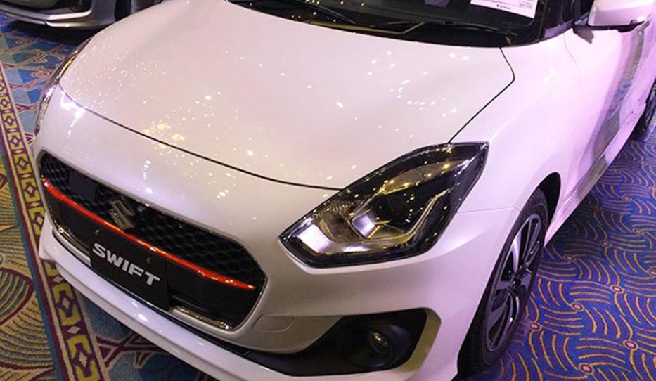 Suzuki Swift 2017 3